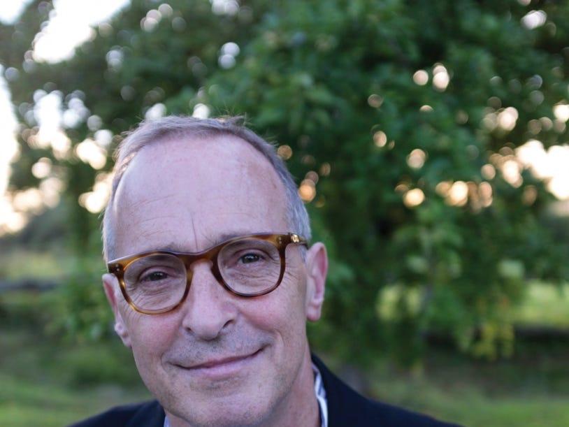 Author and humorist David Sedaris, born in Johnson City.