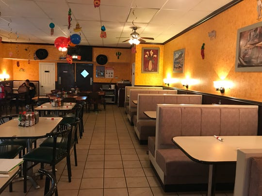 Grandma's Mexican Restaurant in Endicott serves up lunch and dinner options.