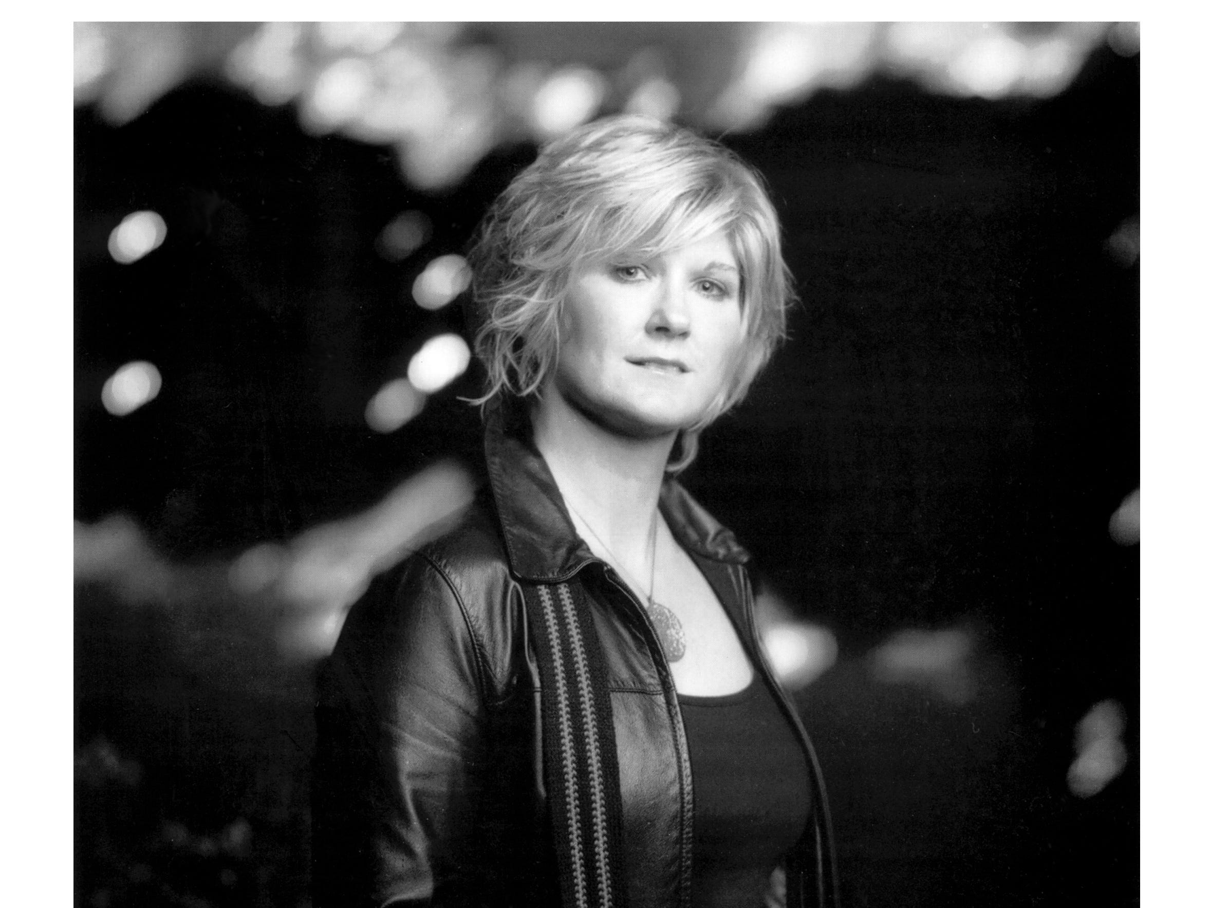 Jazz vocalist Dena DeRose, born in Binghamton, NY.