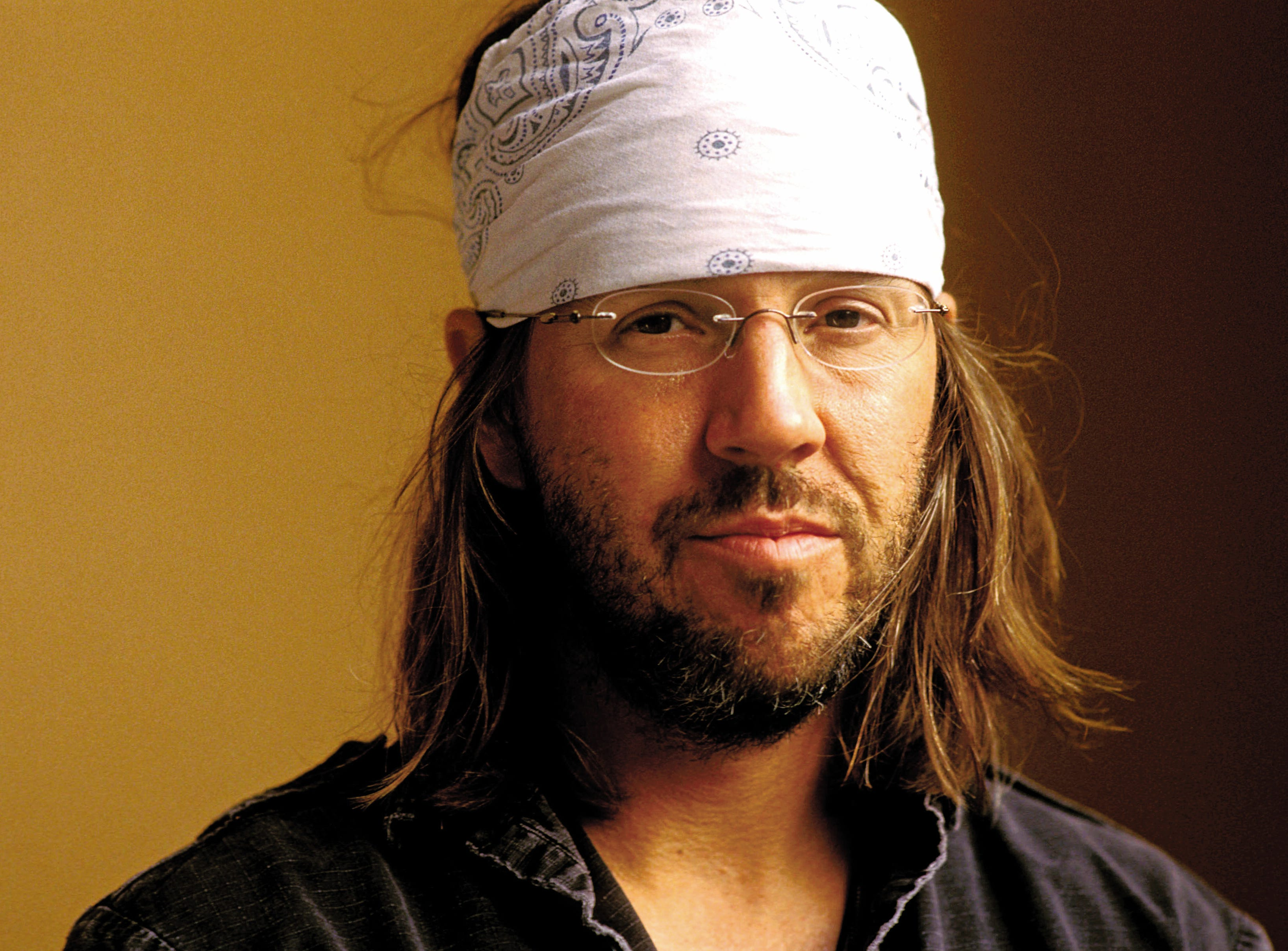 "David Foster Wallace author of ""The David Foster Wallace Reader."""