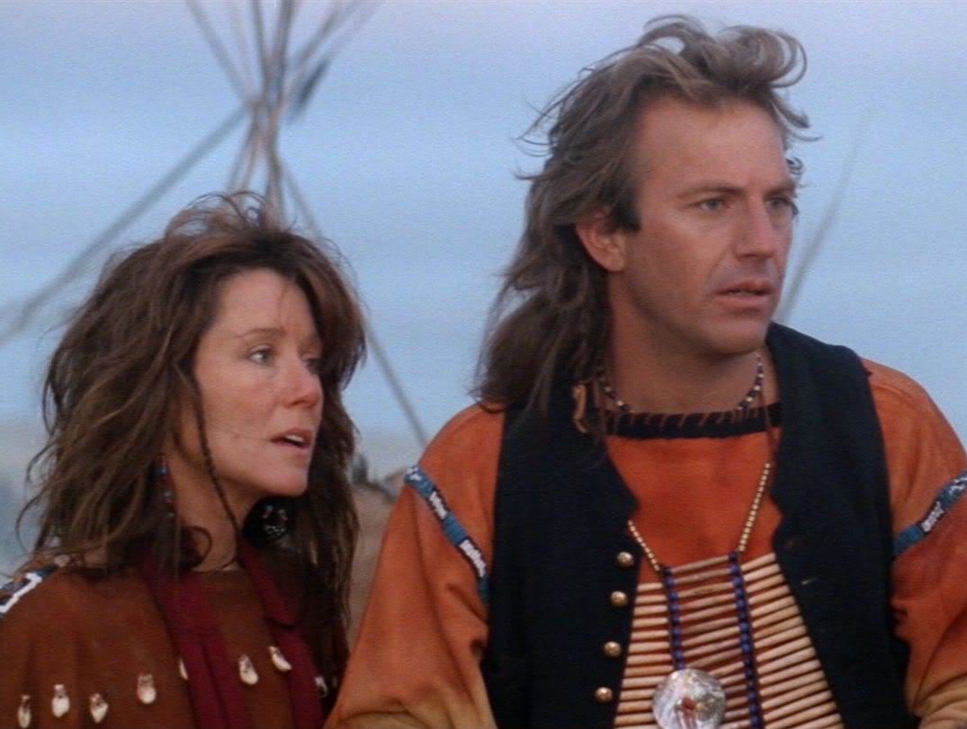 "Actor Mary McDonnell, raised in Ithaca, appeared in the film ""Dances With Wolves."""