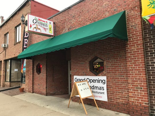 Grandma's Mexican Restaurant is at 11 Washington Ave. in Endicott.