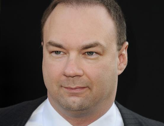 Film producer Thomas Tull, who grew up in Endwell, in Hollywood, California.