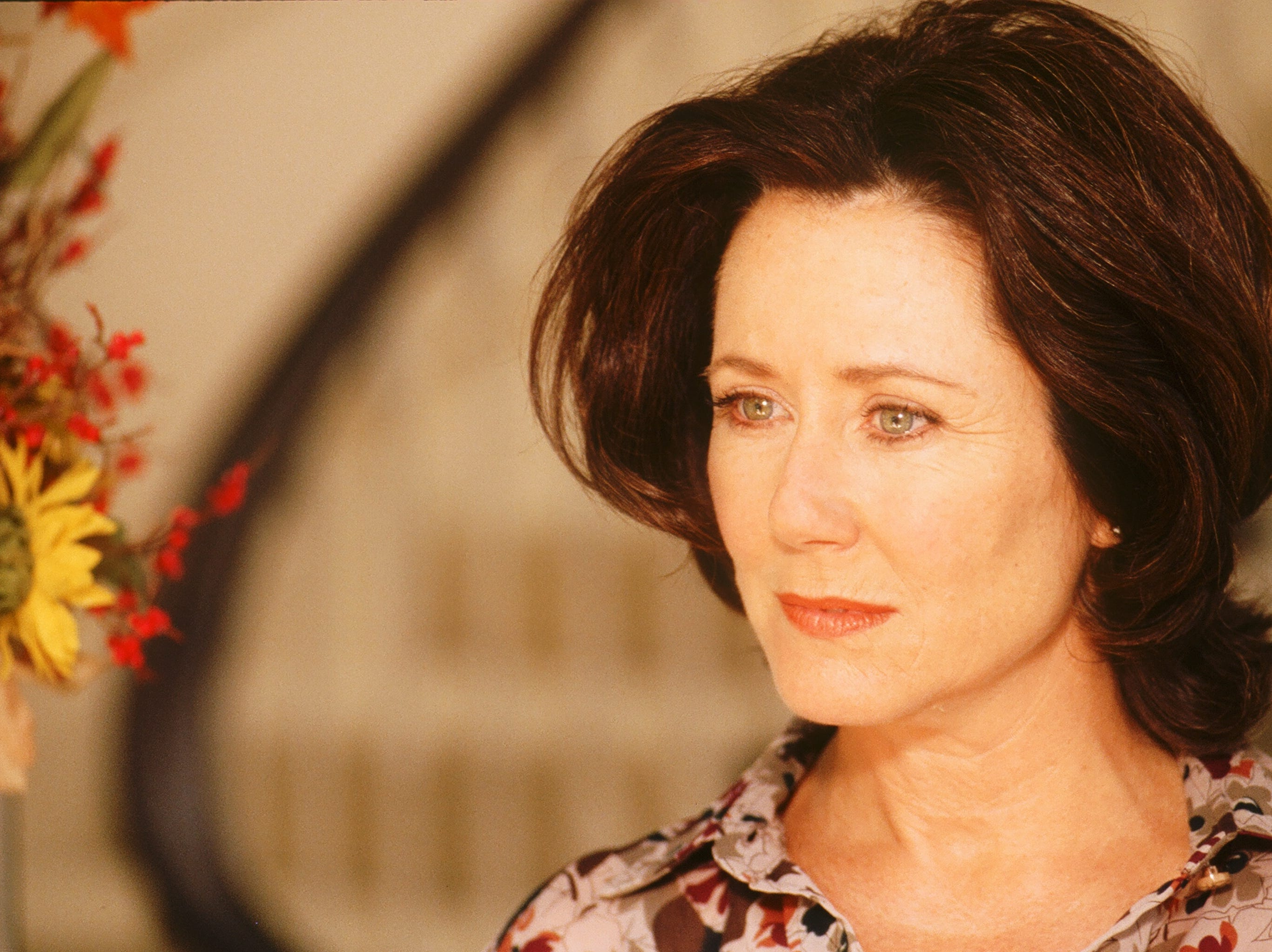 Actor Mary McDonnell, who grew up in Ithaca, on TNT's 'Major Crimes.'