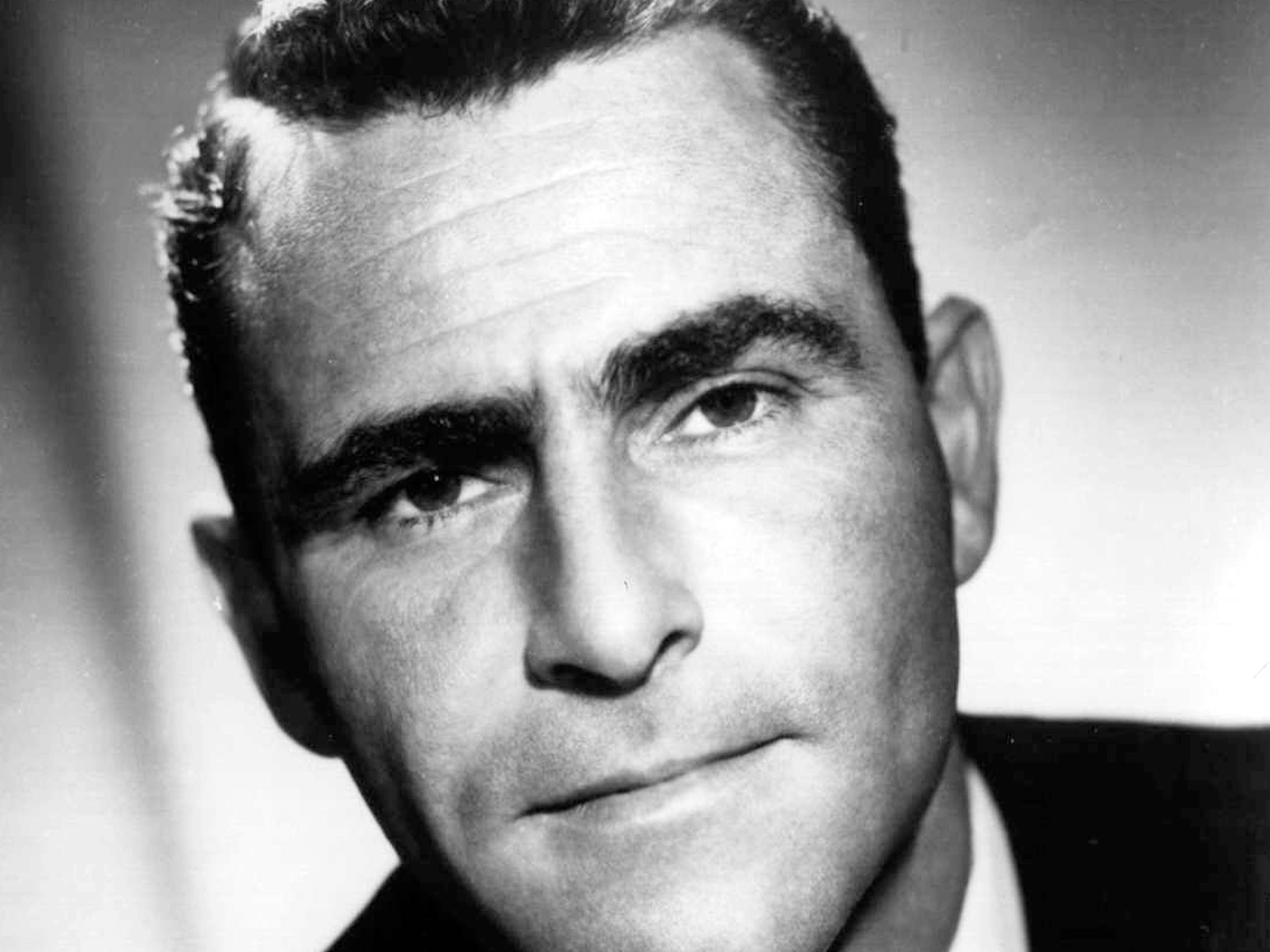 "Born in Syracuse, Rod Sterling of ""Twilight Zone"" grew up in Binghamton."