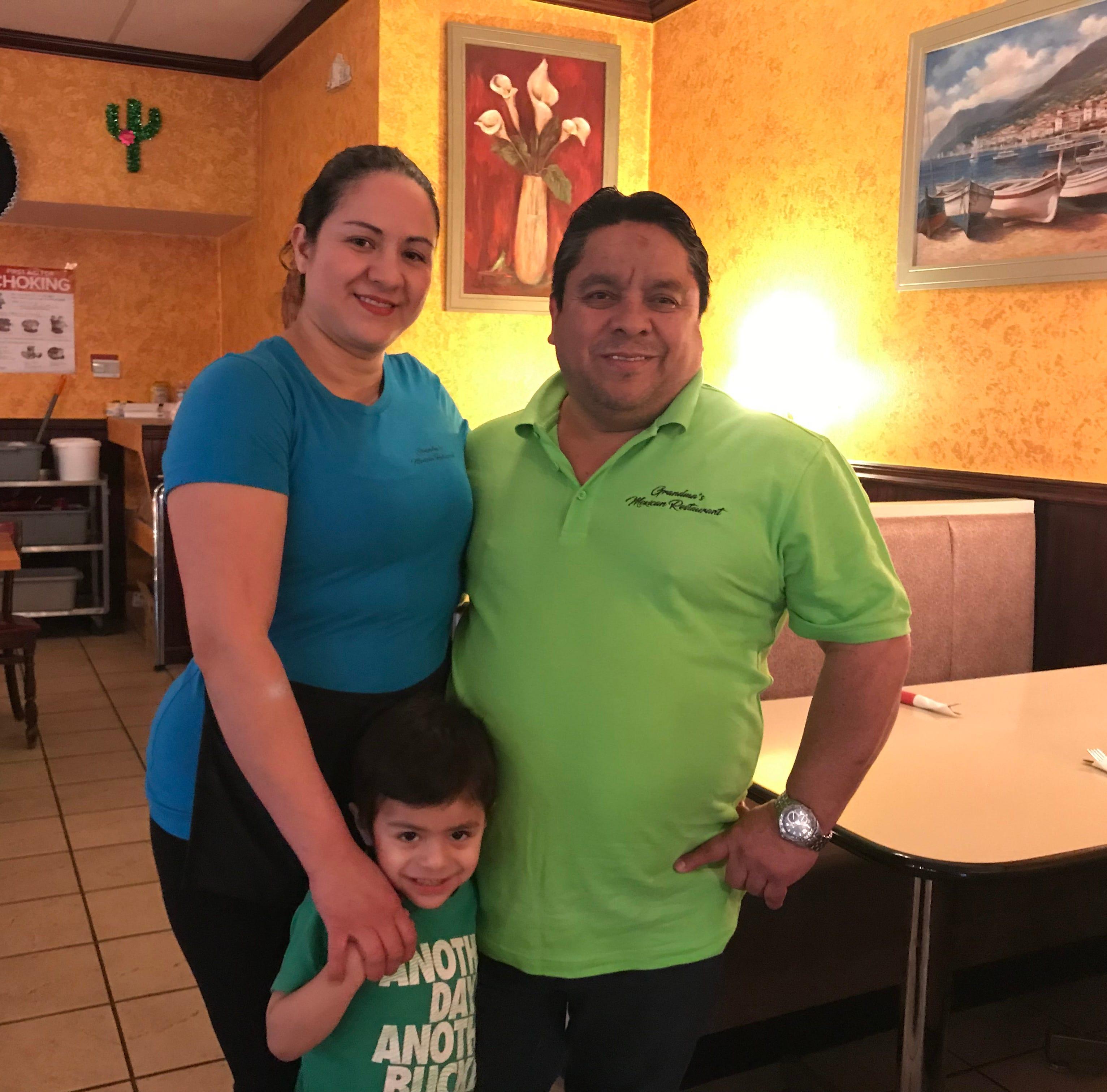 New Endicott Mexican restaurant uses Grandma's recipes