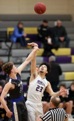 North Kitsap defeated Olympic at North Kitsap in Poulsbo on Tuesday, January, 22, 2019.