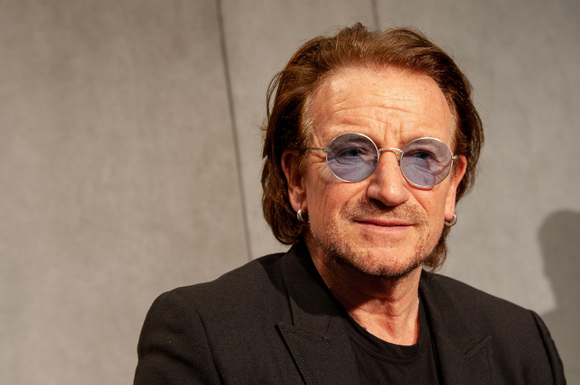 U2 singer Bono might've been club-hopping in New Orleans Jan. 20, or it might've been a notorious impersonator.