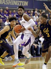 Jaylen Nowell leads the Huskies this week in their biggest challenge of the Pac-12 season, with two games in Arizona that could cinch a league title.