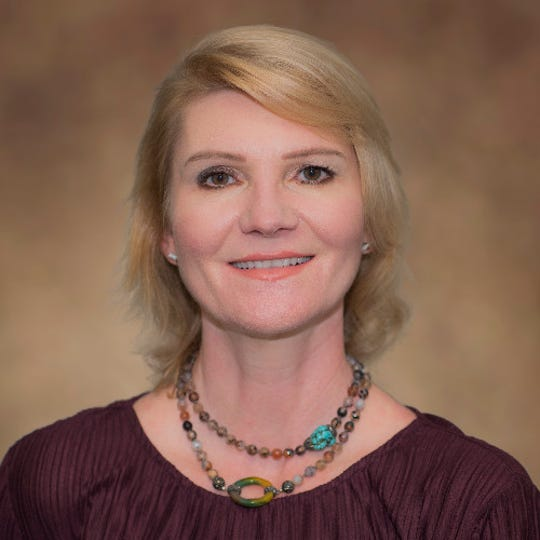 Georganna Gillette, executive director of the Space Coast Transportation Planning Organization