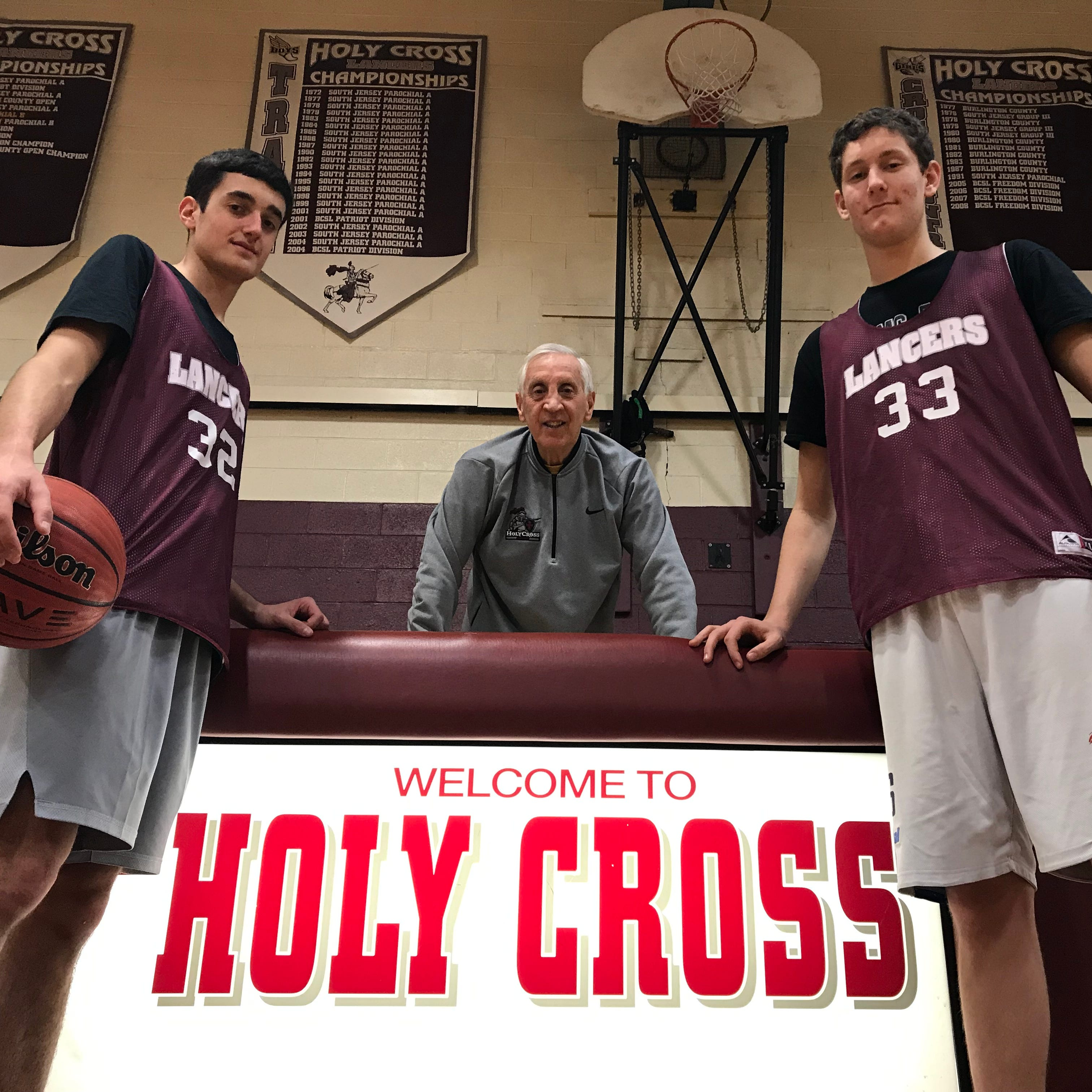 South Jersey basketball: New faces have Holy Cross on the rise