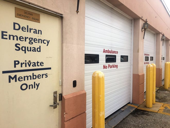 The Delran Emergency Squad, which had its license suspended by the state last summer, is back in operation.
