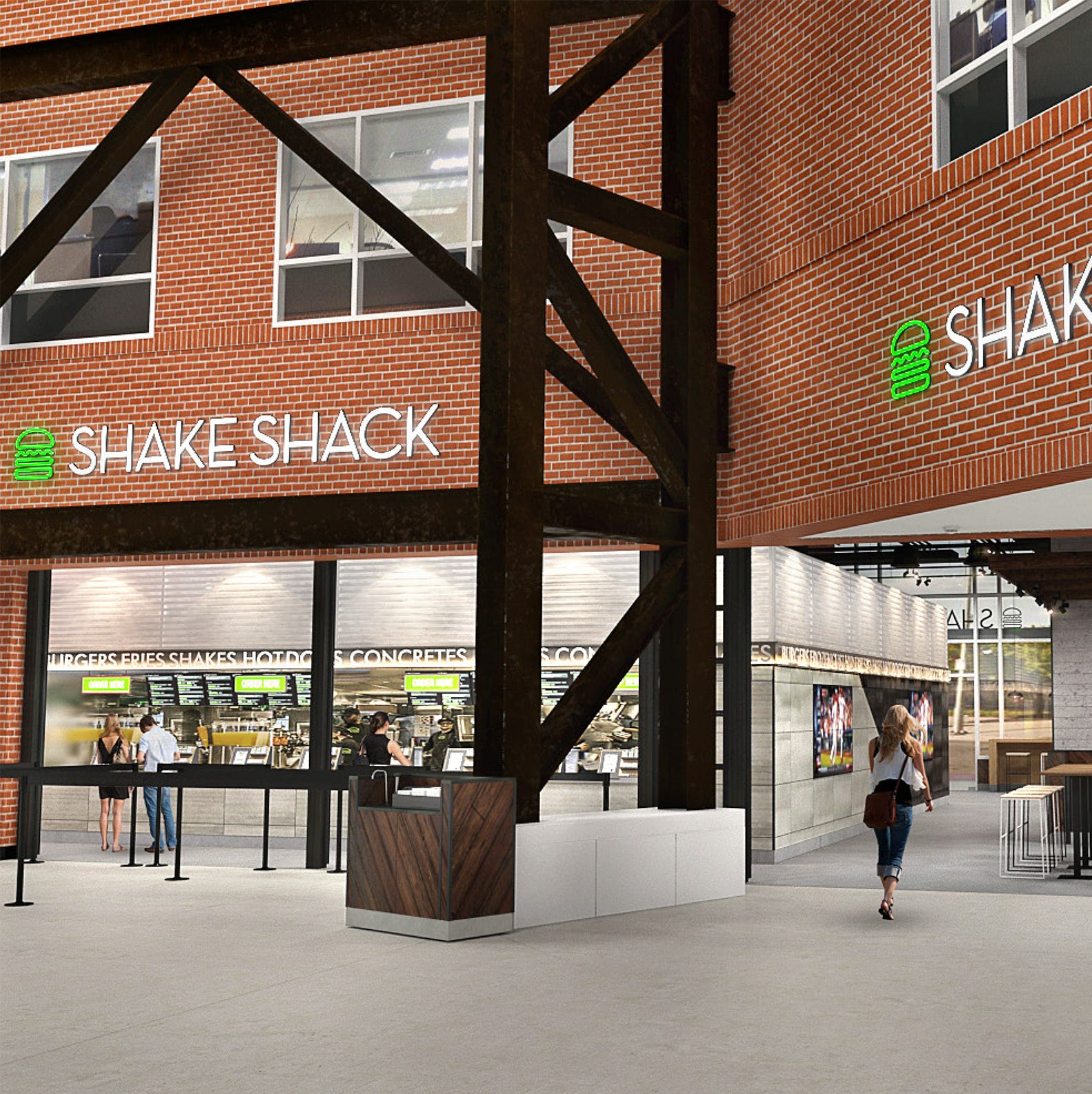 Shake Shack, beer garden among Phillies' ballpark additions for 2019 season