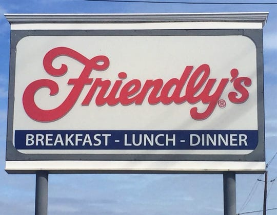 The Friendly's chain is closing its longtime restaurant in Haddon Township.