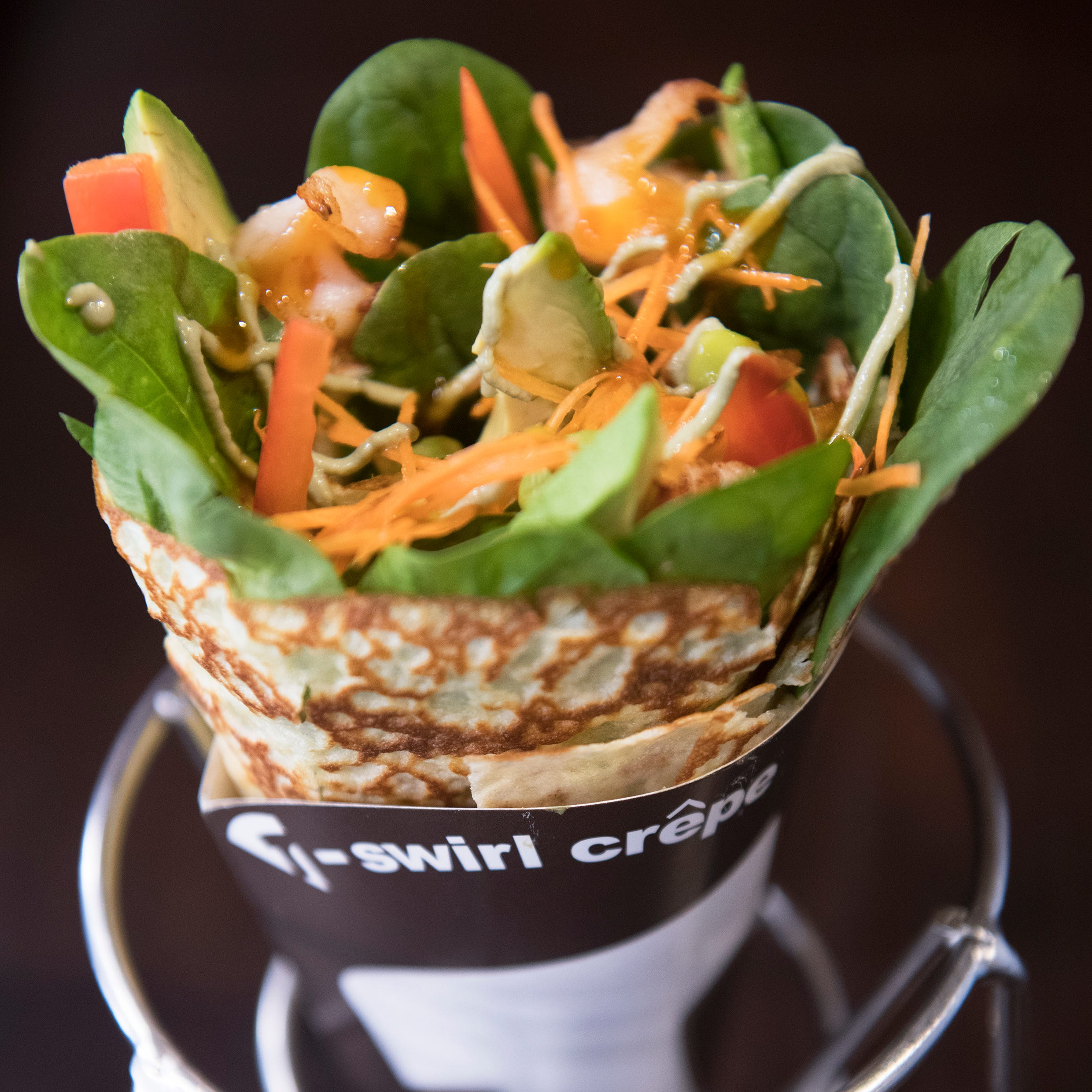 T-Swirl's Japanese crêpes delight and satisfy in Haddonfield