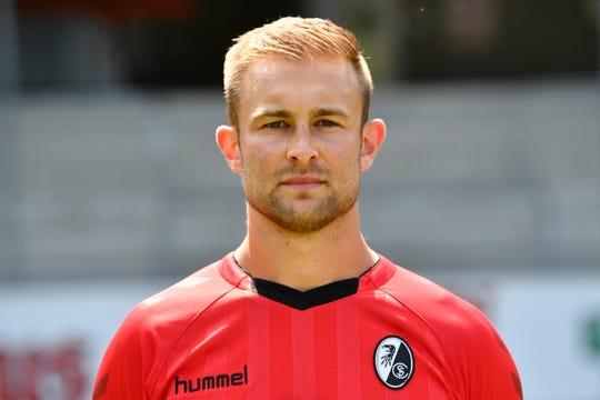 FC Cincinnati acquired SC Freiburg's Caleb Stanko via transfer on Wednesday, Jan. 23, 2019.