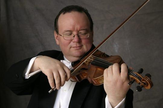 Brennan Sweet, violin