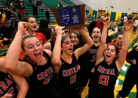 Hunterdon Central celebrated a sectional title last season. The Red Devils are seeded fifth in this year's tri-county tournament