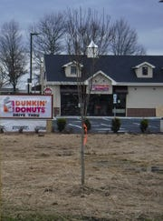 Dunkin' Donuts at Route 130 North and Route 535 (Cranbury-South River Road) in Cranbury is now open for business.