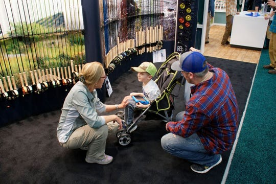 All the gadgets and tools – along with dream destinations – that make fly fishing the sport it is will be on display for the first time in 2019 at the Edison Fly Fishing Show on Jan. 25-27 in the New Jersey Convention and Exposition Center, within the Raritan Center, 97 Sunfield Ave.