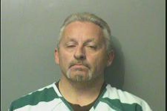John David Alcala, 55, shown in his Polk County mugshot.