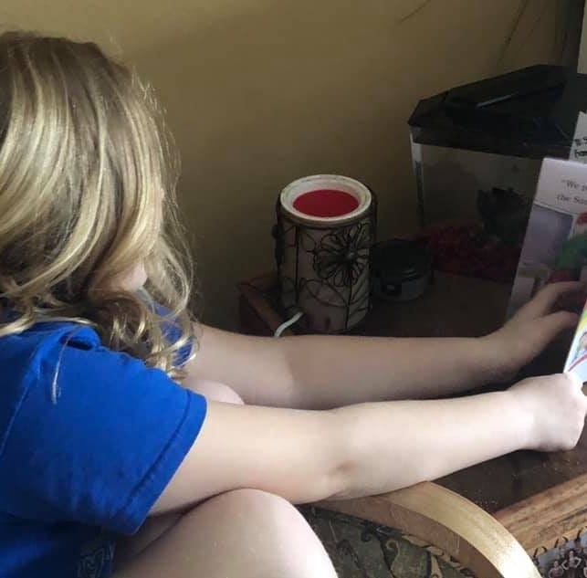 Virtual snow days requires kids to learn at home; here's how one rural Iowa district does it