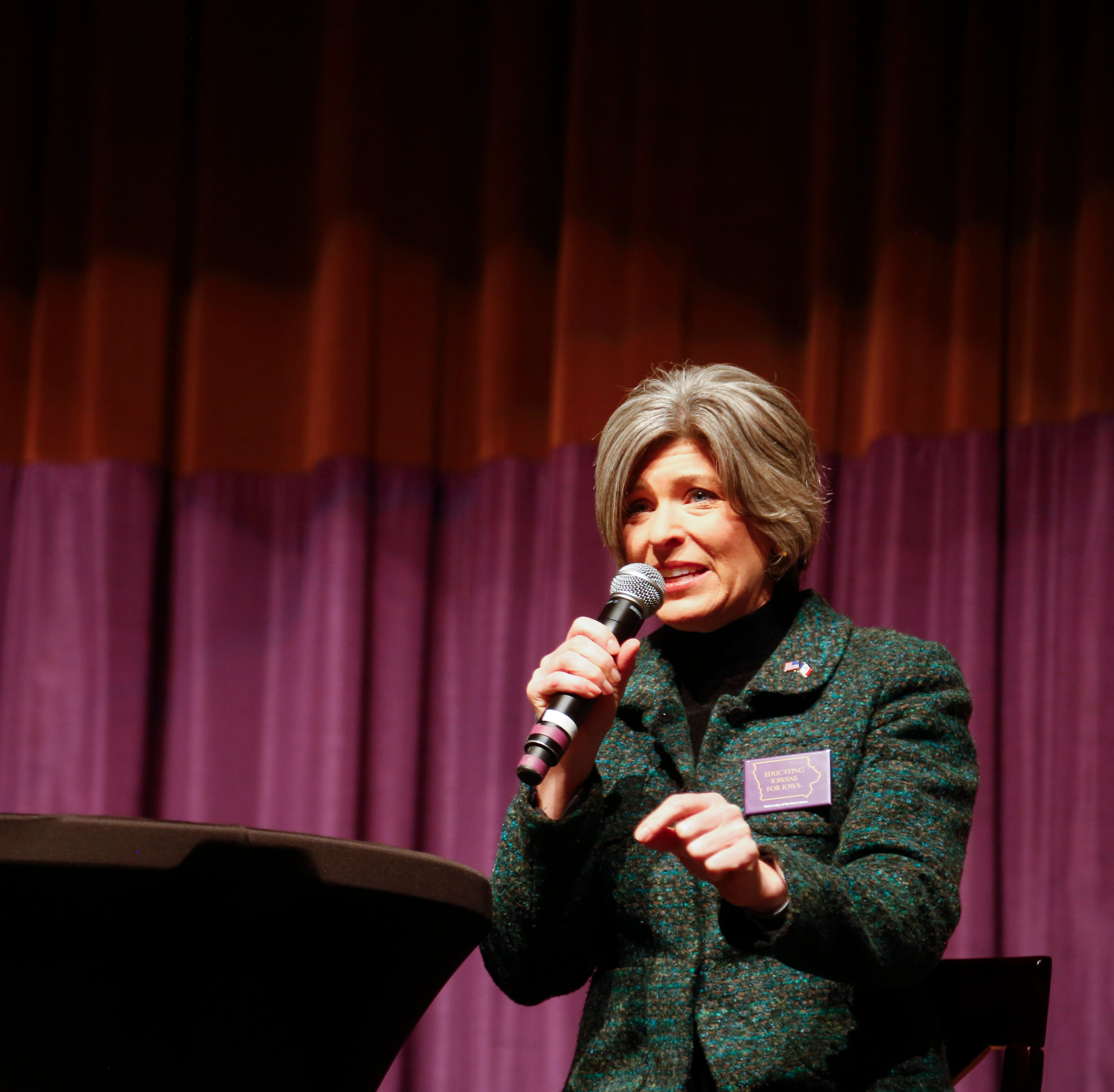 'I am a survivor,' Ernst says as divorce details become public