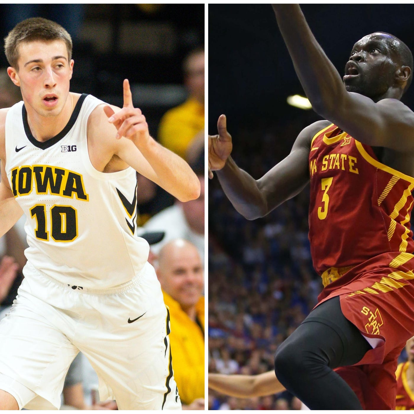 Bracket analysis: Is NCAA's new tournament ranking system helping or hurting Hawkeyes, Cyclones?