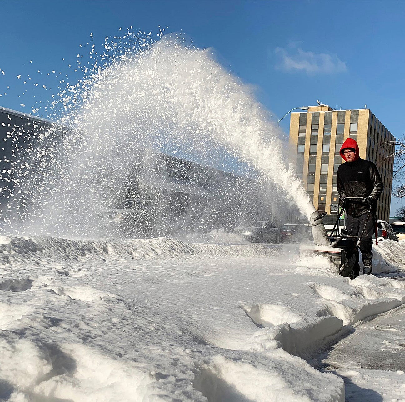 'Life-threatening' wind chills to overtake central Iowa following latest snowstorm, officials say