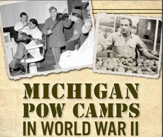 """Gregory Sumner's book """"Michigan POW Camps in World War II"""""""