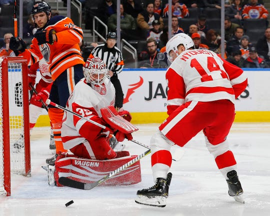 Will the Red Wings part with Gustav Nyquist and/or Jimmy Howard before the Feb. 25 trade deadline?