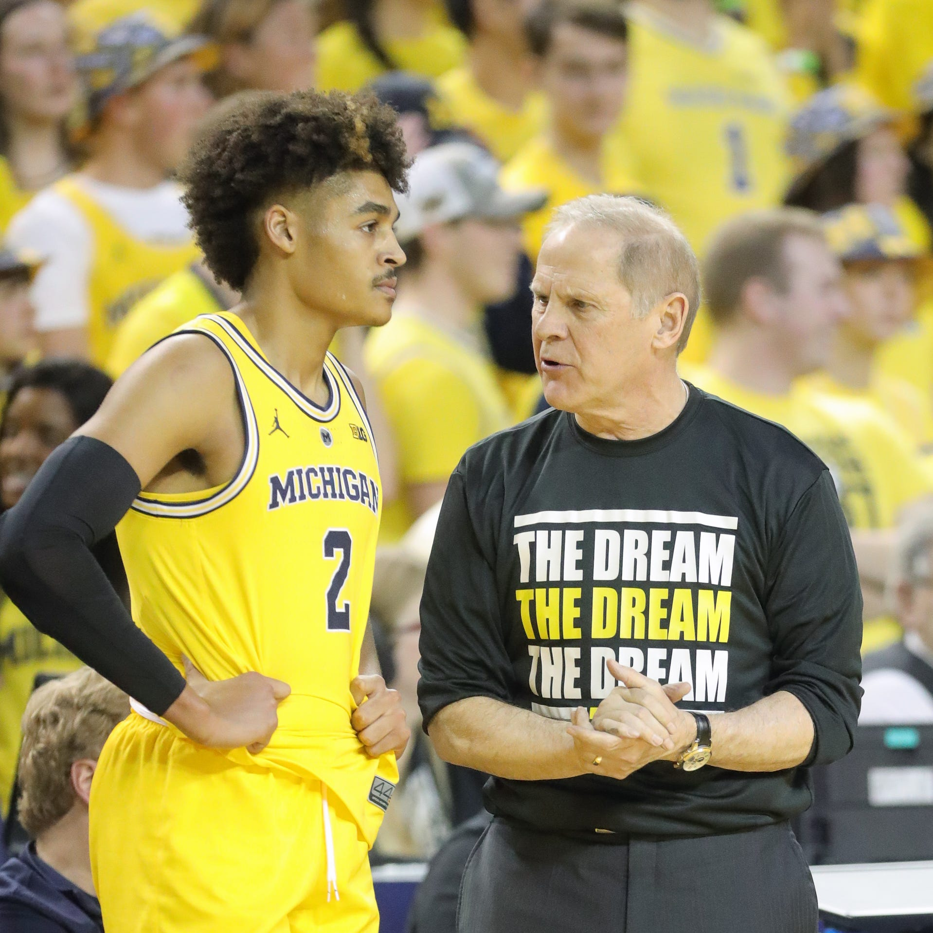Michigan basketball's offense is struggling. Here's how to improve it