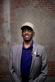 Detroit native Cornelius Wilson will be recognized at the 31st annual Creating Change Conference in Detroit Thursday, Jan. 24, 2019. The four-day conference focuses social movement of the LGBTQ community,