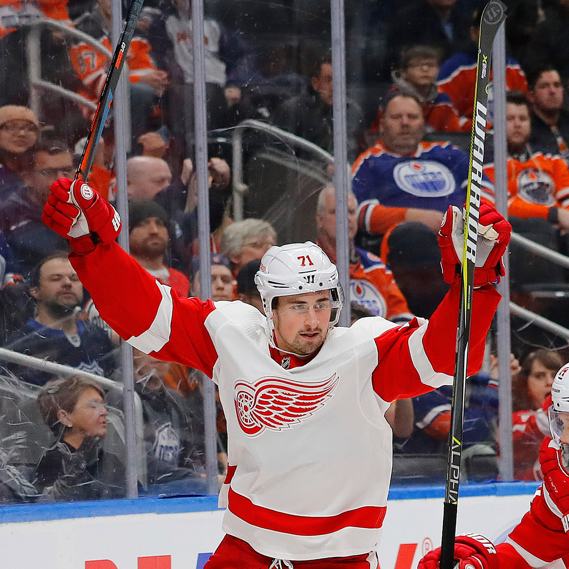 Detroit Red Wings finally won again. Here's what was most satisfying