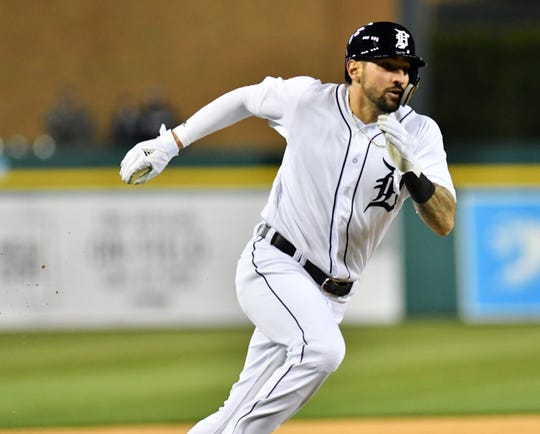 Tigers outfielder Nick Castellanos is a valuable trade chip, and could be primed for a breakout season.