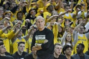 Michigan head coach John Beilein