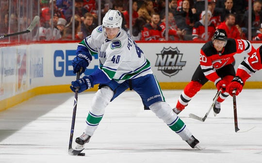 Vancouver's Elias Pettersson appears to be the runaway choice for the Calder Trophy, awarded to the NHL's top rookie.