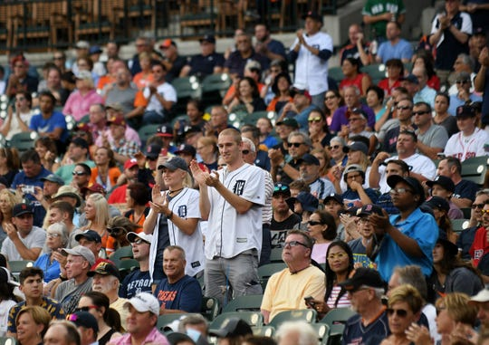 The Tigers announced Wednesday that mobile ticketing will be the primary means for entering Comerica Park during the 2019 season.