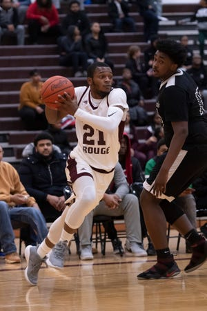 Nigel Colvin and River Rouge are ranked No. 1 in the state by The Detroit News.
