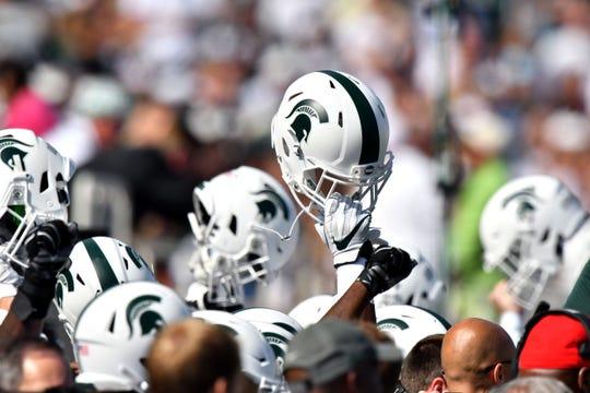 Michigan State's spring football game will be April 13 at Spartan Stadium. Kickoff is at 2 p.m.