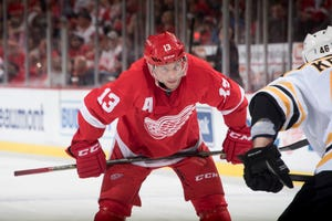 Former Red Wings great Pavel Datsyuk could return to the NHL next season, his agent said Wednesday.