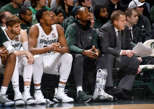 Michigan State has been rolling, despite starting guard Joshua Langford missing significant time with an ankle injury.