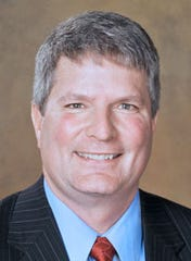 Former Republican state Sen. Geoff Hansen is a consultant for the city of Muskegon.