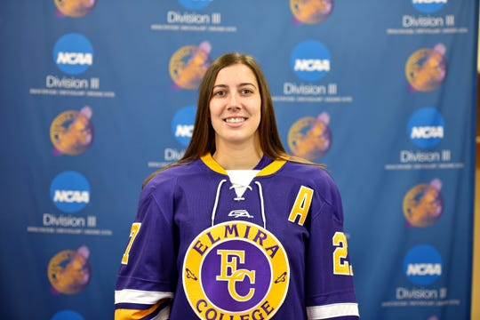 Katie Granato is scheduled to graduate from Elmira College in the spring of 2019.
