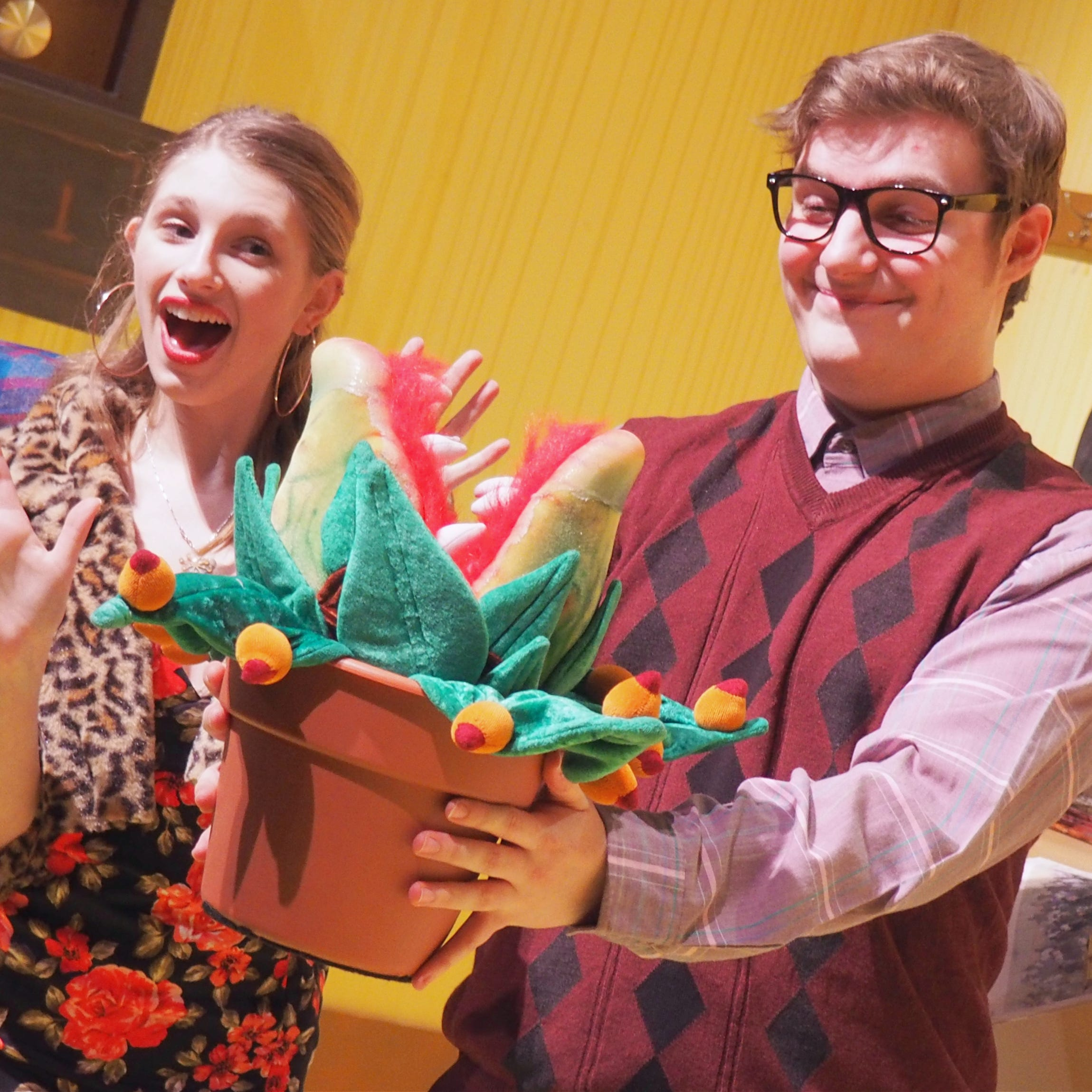 'Feed me, Seymour': Fond du Lac High School to stage 'Little Shop of Horrors'