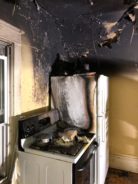 According to Fond du Lac Fire/Rescue, only one smoke detector was working in the home.