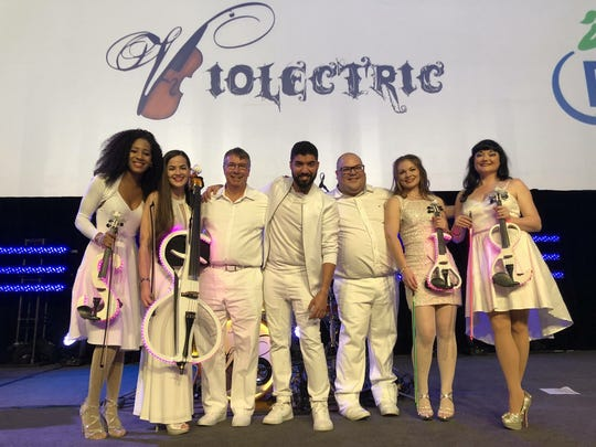 Violectric