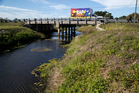 Billy's Creek has had high levels of harmful fecal bacteria and the bottom is filled with trash, including old tires, clothing, and plastic bottles.