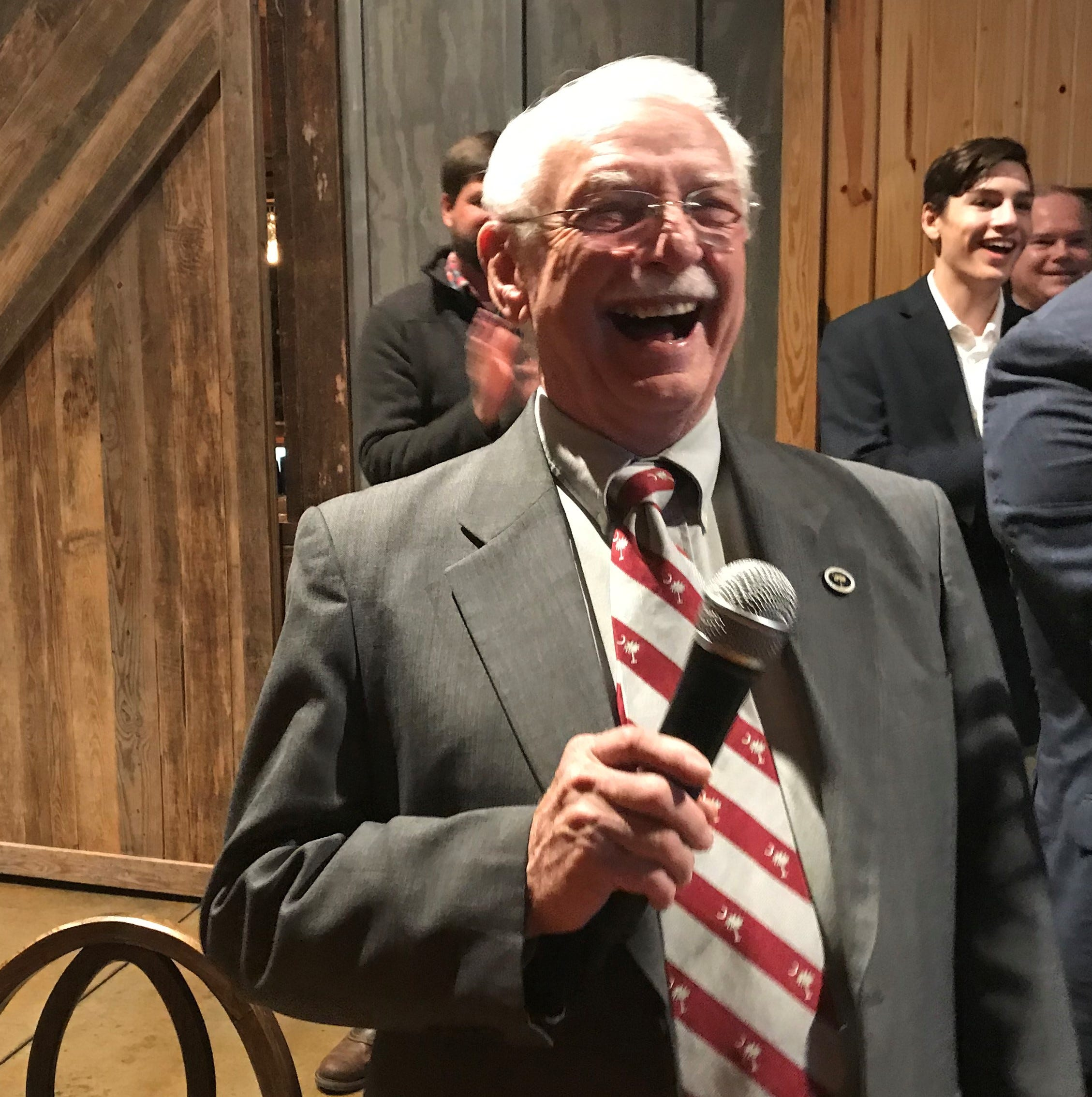 Dwight Loftis wins SC Senate District 6 Republican primary