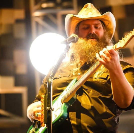 Singer Chris Stapleton coming to Greenville's Bon Secours Wellness Arena